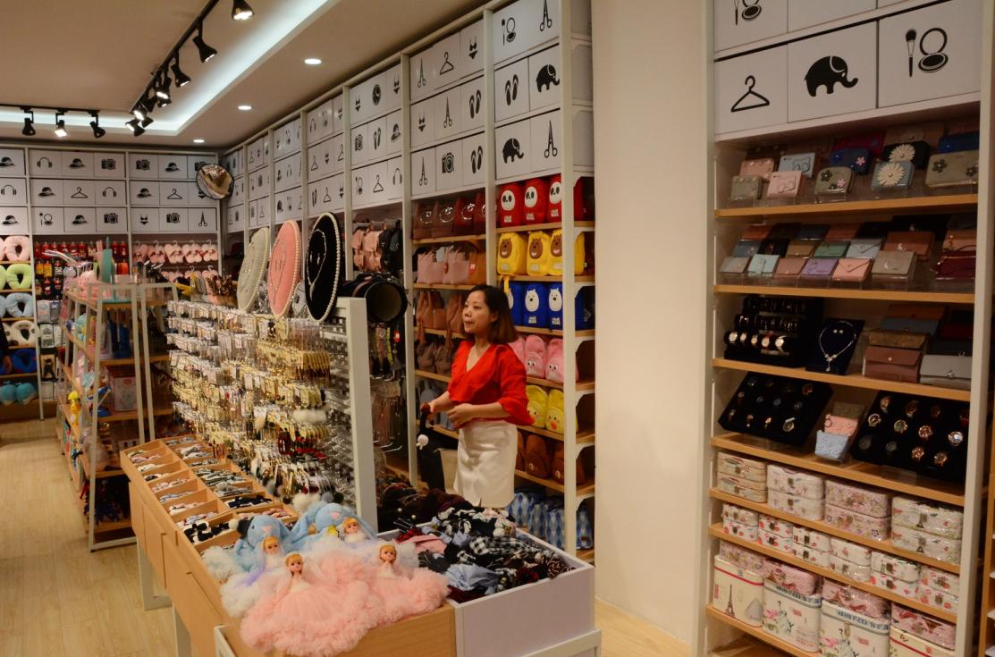 开一家饰品店该怎么进货?