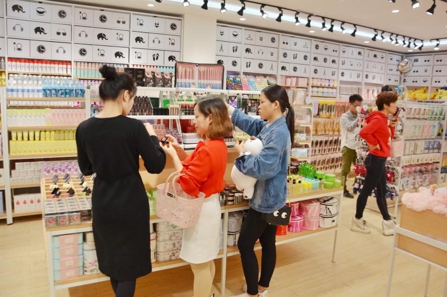 市场上时尚精品店为什么那么受欢迎?