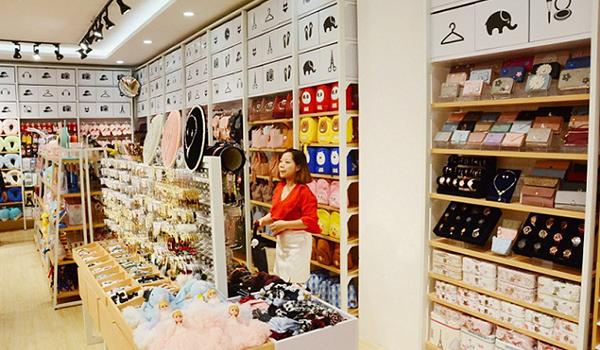 开一家饰品店要多少钱?