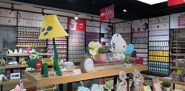 十元精品店如何成为特色实体店?